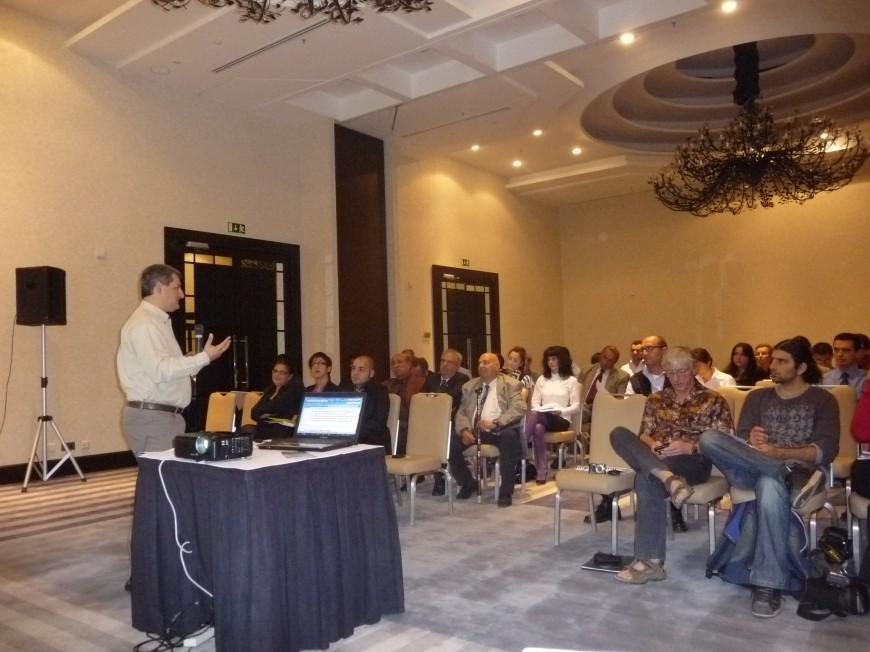 LitusGo multistakeholder meeting in Malta